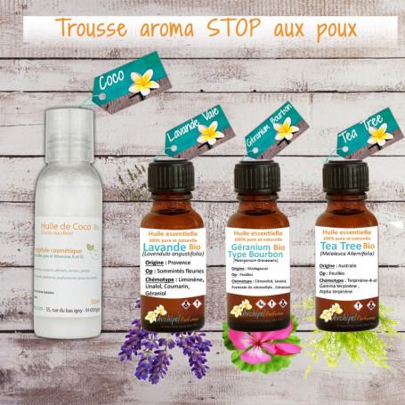 Trousse aroma anti poux